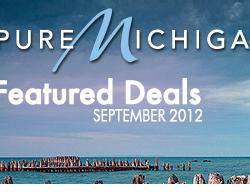 Pure Michigan Featured Deals 2011