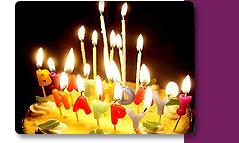 Birthday Rate