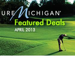 Pure Michigan Featured Deals 2013