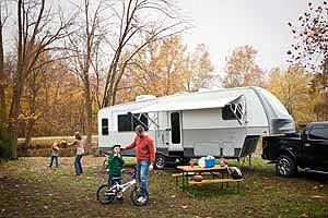 Pure Michigan: Fall for a Pure Michigan RV Exploration