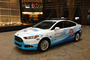 Pure Michigan: Win the 2013 Pure Michigan 400 NASCAR Spirit Cup Pace Car!