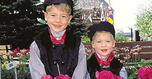Boys in Holland