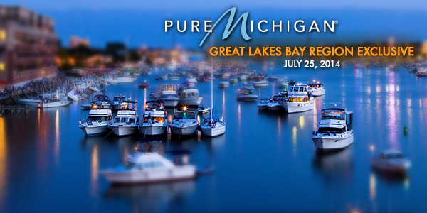Pure Michigan Official Travel Newsletter - Great Lakes Bay Regional Exclusive