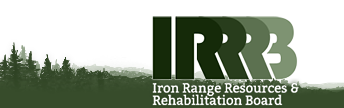 Iron Range Resources & Rehabilitation Board Logo