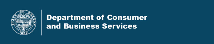 Oregon Department of Consumer and Business Services