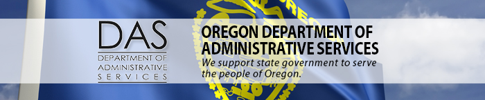 Mission: We support state government to serve the people of Oregon.